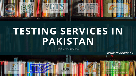 Testing Services in Pakistan