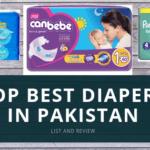 Top Best Diapers in Pakistan
