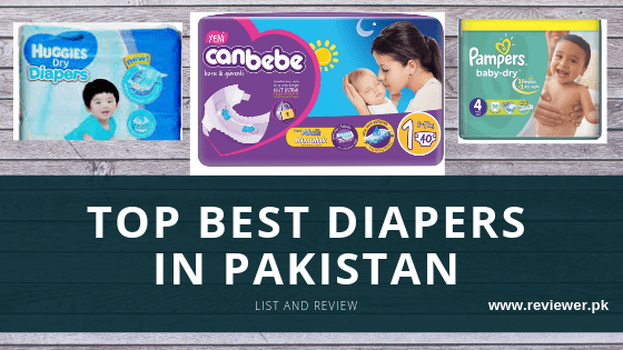 top best diapers in Pakistan