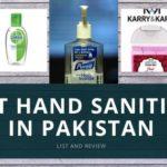 Best Hand Sanitizer in Pakistan