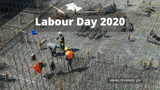 Labour Day 2020 in Pakistan