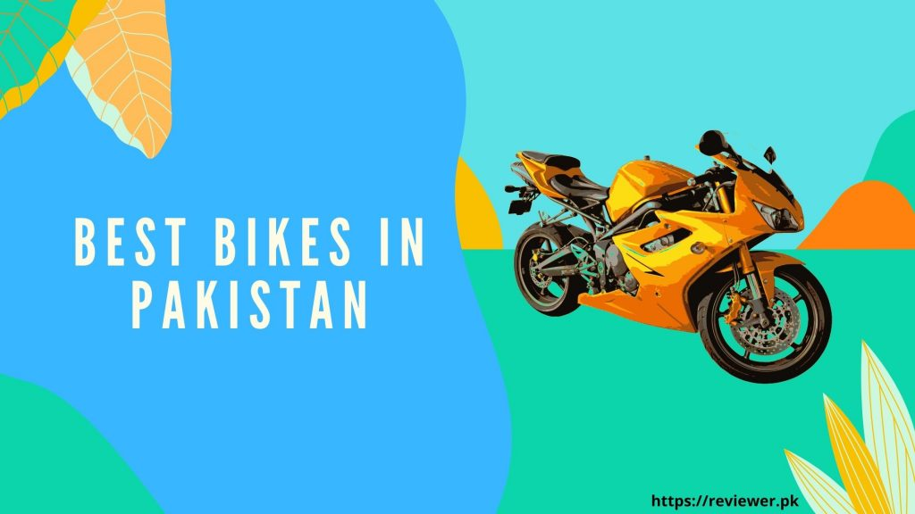 Best Bikes in Pakistan