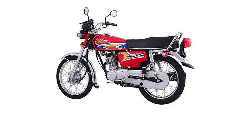 Honda CG 125 Review