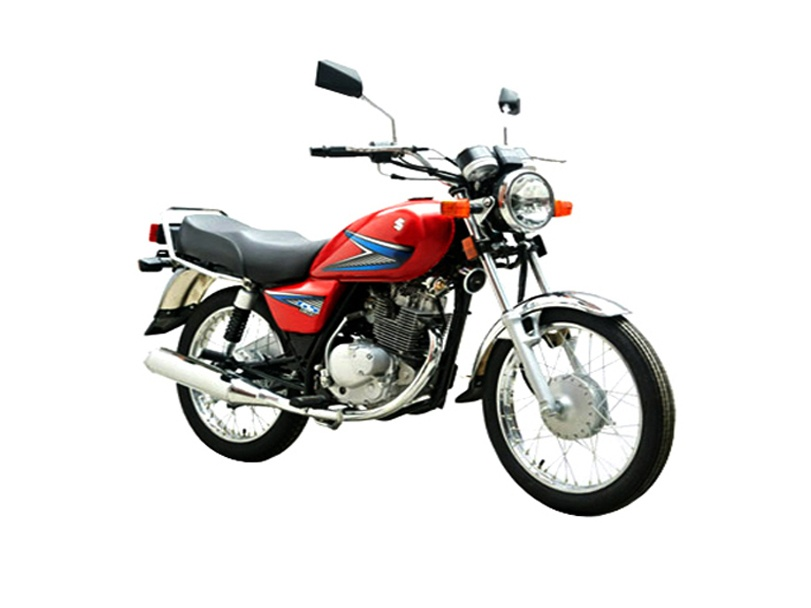 Suzuki GS 150 review