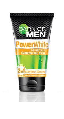 Garnier Power White Men Face Wash