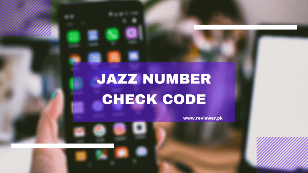 Jazz Number Check Code
